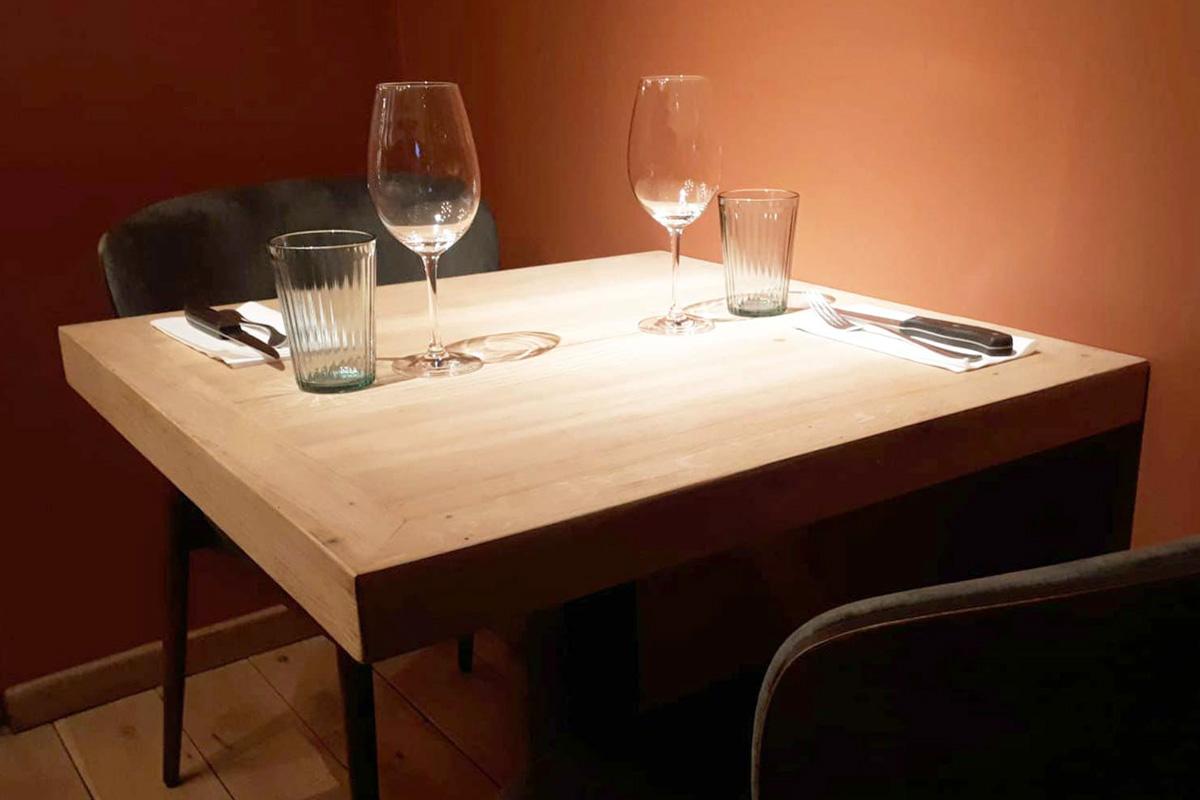 Le Jardin Du Sommelier Restaurant Wine Bar Schuman Brussels